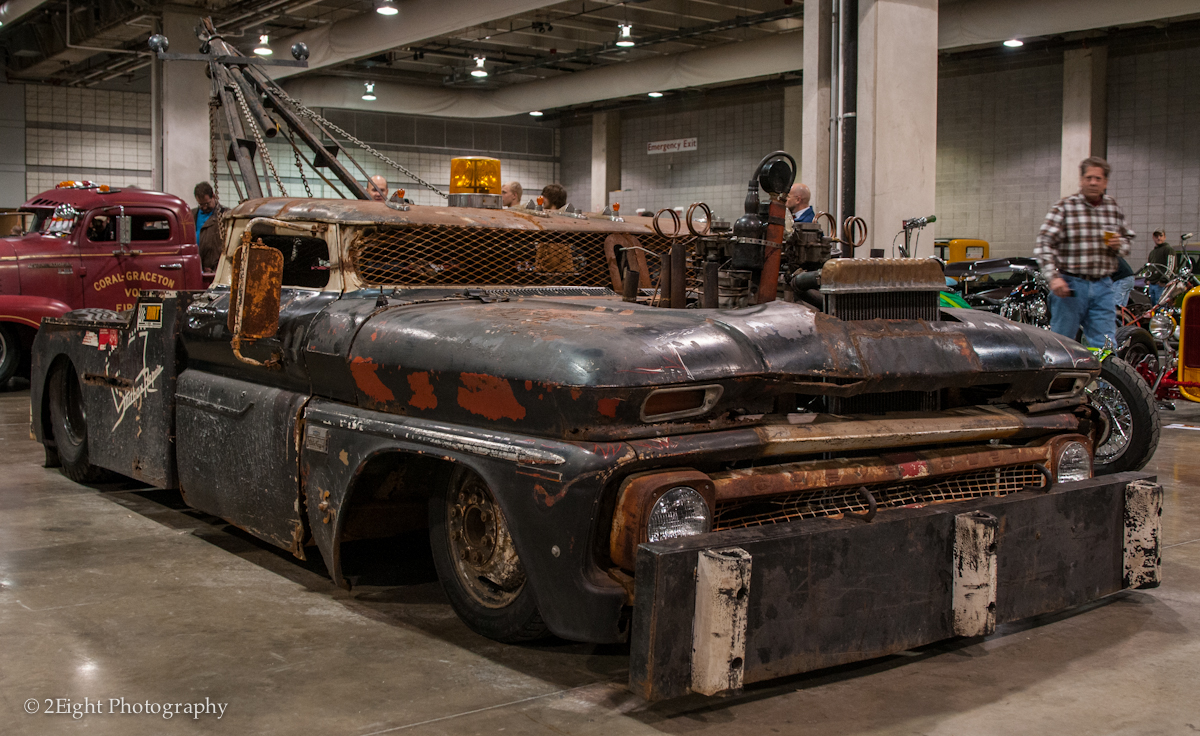 Rat Rod Truck Ideas Tow Truck Rat Rod