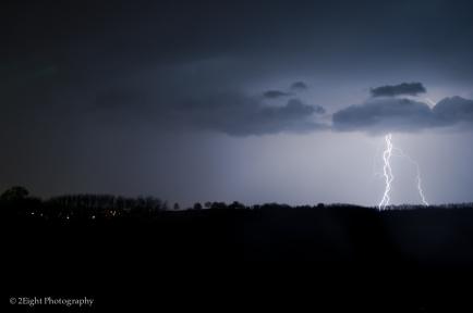The Lightning Strikes