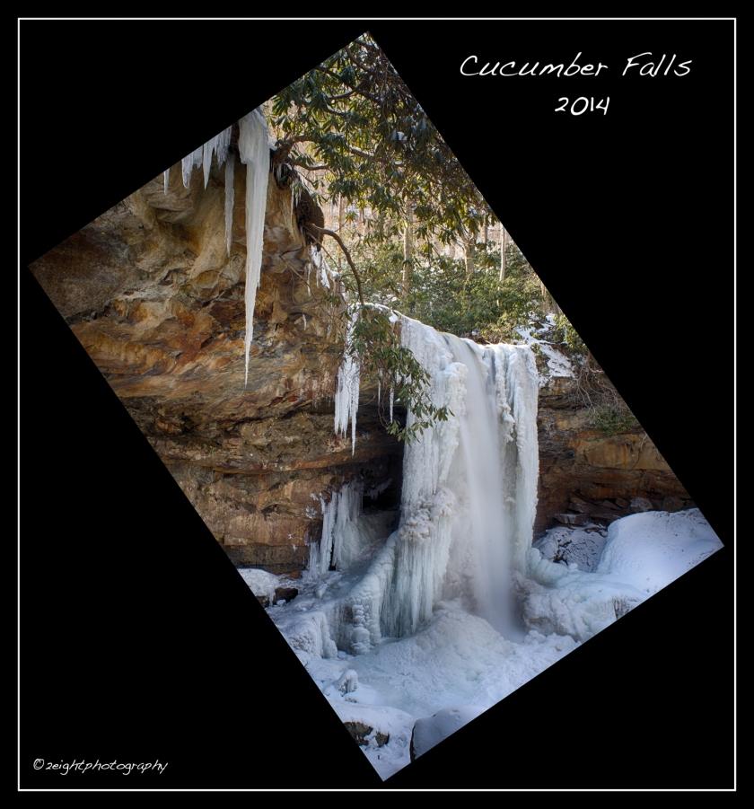 Cucumber Falls 2014