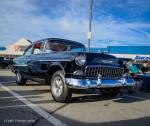 55 Chevy Black