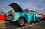 55 Chevy Blue