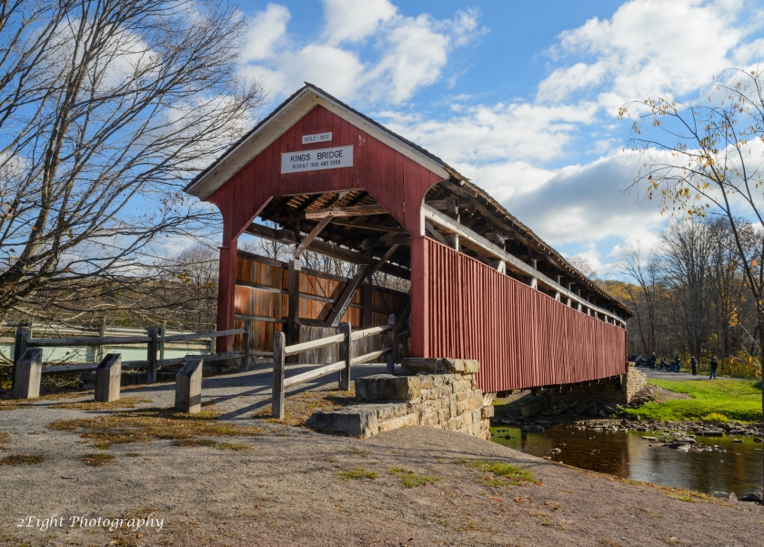 Kings Covered Bridge 1802